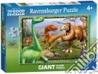 Ravensburger 05394 - Puzzle Da Pavimento Giant 60 Pz - The Good Dinosaur - Il Viaggio Di Arlo puzzle