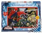 Ravensburger 05440 - Puzzle Da Pavimento 24 Pz - Ultimate Spider-Man - La Lotta puzzle