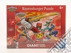 Ravensburger 05464 - Puzzle Da Pavimento Giant 60 Pz - Power Rangers puzzle