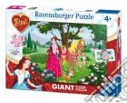 Ravensburger 05487 - Puzzle Da Pavimento 24 Pz - Sissi puzzle