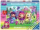 Ravensburger 05493 - Puzzle Da Pavimento 24 Pz - Little Charmers - Magica Avventura puzzle