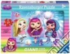Ravensburger 05497 - Puzzle Da Pavimento 24 Pz - Little Charmers - Magic Star puzzle