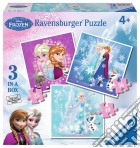Ravensburger 07003 - Puzzle Progressive 3 In A Box - Frozen puzzle