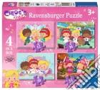 Ravensburger 07031 - Puzzle 4 In A Box - L'Armadio Di Chloe' puzzle