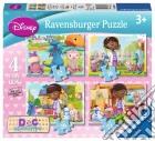 Ravensburger 07061 - Puzzle 4 In A Box - Dottoressa Peluche puzzle