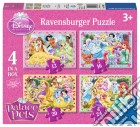 Puzzle 4 In A Box - Palace Pets puzzle