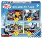 Ravensburger 07070 - Puzzle 4 In A Box - Thomas And Friends puzzle