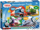 Ravensburger 07078 - Puzzle Da Pavimento 24 Pz - Thomas And Friends - 4 Puzzle Sagomati puzzle