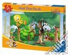 Puzzle 24 pz pavimento - wbl nella foresta puzzle