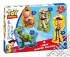 Dts toy story - shaped puzzle (3+ anni) puzzle