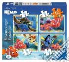 Ravensburger 07321 - Puzzle 4 In A Box - Alla Ricerca Di Nemo puzzle