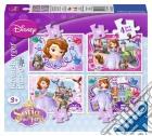 Ravensburger 07328 - Puzzle 4 In A Box - Sofia La Principessa puzzle