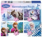Ravensburger 07360 - Puzzle 4 In A Box - Frozen puzzle