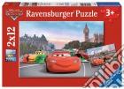 Ravensburger 07554 - Puzzle 2x12 Pz - Cars - Gli Amici Di Saetta McQueen puzzle