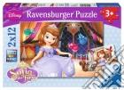 Ravensburger 07570 - Puzzle 2x12 Pz - Sofia La Principessa puzzle