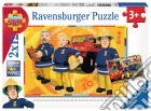 Ravensburger 07584 - Puzzle 2x12 Pz - Sam Il Pompiere puzzle