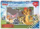 Ravensburger 07599 - Puzzle 2x12 Pz - Lion Guard - Il Protettore Del Reame puzzle