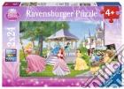 Ravensburger 08865 - Puzzle 2x24 Pz - Principesse Disney puzzle
