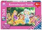 Ravensburger 08952 - Puzzle 2x24 Pz - Palace Pets puzzle