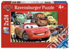 Ravensburger 08959 - Puzzle 2x24 Pz - Cars - Nuove Avventure puzzle