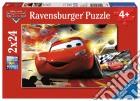 Ravensburger 08961 - Puzzle 2x24 Pz - Cars - Saetta McQueen puzzle