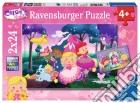 Ravensburger 09060 - Puzzle 2x24 Pz - L'Armadio Di Chloe' puzzle