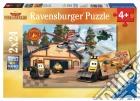 Ravensburger 09084 - Puzzle 2x24 Pz - Planes 2 - Missione Antincendio puzzle