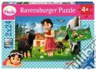 Ravensburger 09091 - Puzzle 2x24 Pz - Heidi puzzle