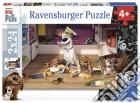 Ravensburger 09110 - Puzzle 2x24 Pz - Secret Life Of Pets - Finalmente Soli puzzle