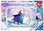 Ravensburger 09115 - Puzzle 2x24 Pz - Frozen puzzle