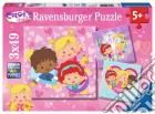 Ravensburger 09205 - Puzzle 3x49 Pz - L'Armadio Di Chloe' puzzle