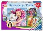 Ravensburger 09253 - Puzzle 3x49 Pz - Mia And Me - Le Avventure Di Mia puzzle