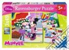 Puzzle 3x49 Pz - Minnie - All'Aperto puzzle