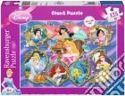 Puzzle 125 Pz Pavimento - Principesse Disney 1 puzzle