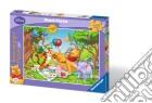 Puzzle 125 pz - dwp l'allegro picnic  puzzle