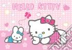 Puzzle 125 pz - hky hello kitty bolle di sapone puzzle