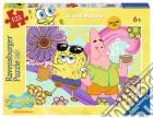 Puzzle 125 pz - spb spongebob puzzle