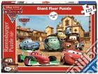 Puzzle 125 Pz Pavimento - Cars 2 - L'Allegra Combriccola puzzle