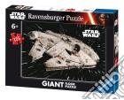 Ravensburger 09784 - Puzzle Da Pavimento Giant 125 Pz - Star Wars - Millennium Falcon puzzle