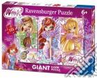 Ravensburger 09786 - Puzzle Da Pavimento Giant 125 Pz - Winx Club puzzle
