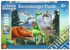 Ravensburger 10533 - Puzzle XXL 100 Pz - The Good Dinosaur - Il Viaggio Di Arlo puzzle