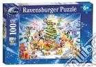 Natale Disney - Puzzle XXL 100 Pz  puzzle