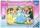 Ravensburger 10570 - Puzzle XXL 100 Pz - Principesse Disney - In Giardino puzzle