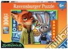 Ravensburger 10599 - Puzzle XXL 100 Pz - Zootropolis - Squadra Invincibile puzzle