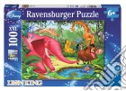 Puzzle super 100 pz - dlk il re leone puzzle
