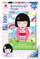 Puzzle super 100 pz - kmd kimmidoll puzzle