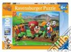 Puzzle XXL 100 Pz - Looney Tunes - La Gita puzzle