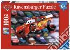 Ravensburger 10721 - Puzzle XXL 100 Pz - Cars - Attenzione, Auto! puzzle