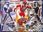 Dpw power rangers  puzzle