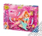 Wix winx, cartoon puzzle